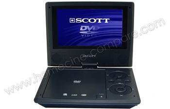 SCOTT DPX 1072 TV Lyell