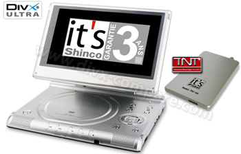 SHINCO SDP-6810U + Tuner TNT-100