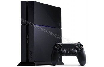 sony ps4 500 go playstation 4 500 go fiche technique prix et avis consommateurs. Black Bedroom Furniture Sets. Home Design Ideas