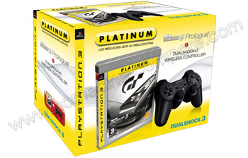 SONY PS3 Slim 120 Go GT5 Prologue