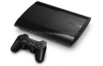 SONY PS3 Ultra Slim 500 Go - A partir de : 359.99 € chez Cdiscount