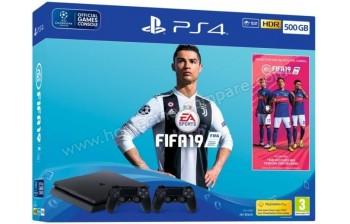 SONY PS4 Slim 500 Go FIFA 19