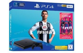 SONY PS4 Slim 500 Go FIFA 19 Imports EU