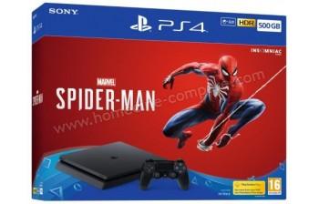 SONY PS4 Slim 500 Go Spider-Man