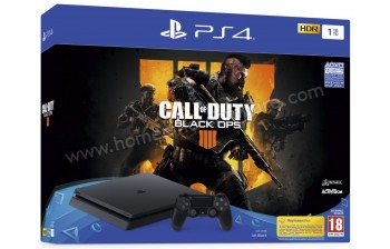 SONY PS4 Slim 1 To COD Black Ops 4