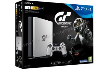 SONY PS4 Slim 1 To GT Sport Edition limitée