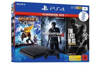 SONY PS4 Slim 1 To RC U4 TLOU