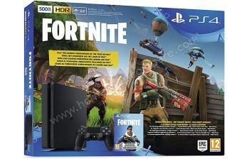 SONY PS4 Slim 500 Go Fortnite