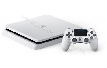SONY PS4 Slim Blanche 500 Go - A partir de : 287.59 € chez Cdiscount