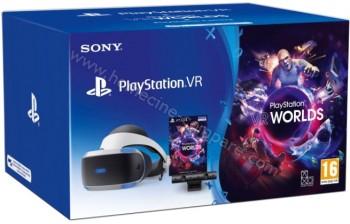 Sony Playstation Vr 2 Caméra Vr Worlds Fiche Technique Prix Et Avis